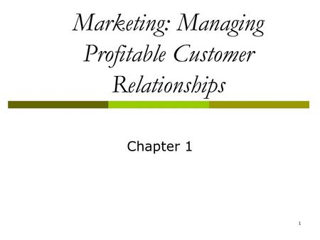 Principles Of Marketing PHILIP KOTLER, GARY ARMSTRONG