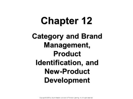 Chapter 14 Culture CONSUMER BEHAVIOR, 10e Michael R