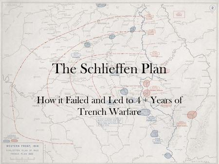 Schlieffen Plan AP Euro. What was Plan XVII? French plan