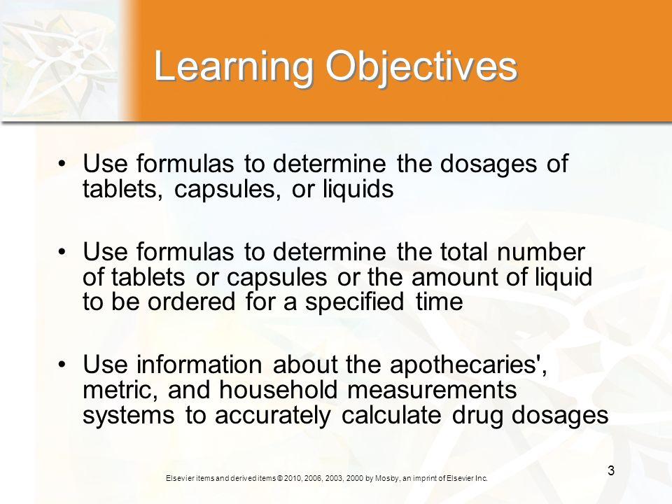 Formula Calculate Insulin Dosage