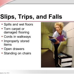 Swivel Chair On Carpet Office Parts Hazards Slide Show Notes - Ppt Download
