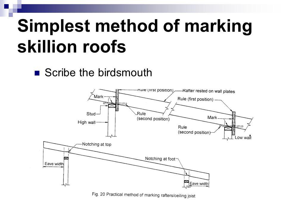 Skillion Roof Insulation Amp Exposed Ceiling Joist