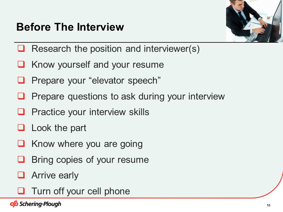 Interview Skills Training Ppt Download