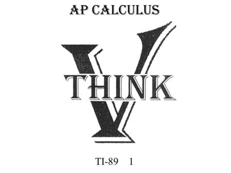The TI-83 Plus Elementary Algebra Calculator Tutorial