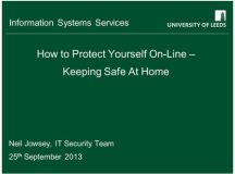 Protect against viruses, malware, misuse and theft Protect ...