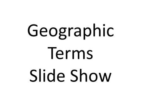 Australia's major landforms and drainage basins 5A1
