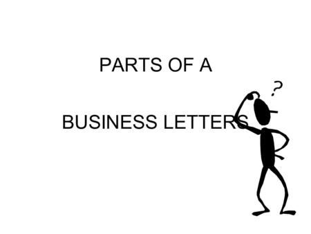 Business Letters Word Processing 5 Insert Date and Time