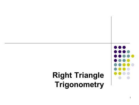 Pre-AP Pre-Calculus Chapter 4, Section 2 Trigonometric