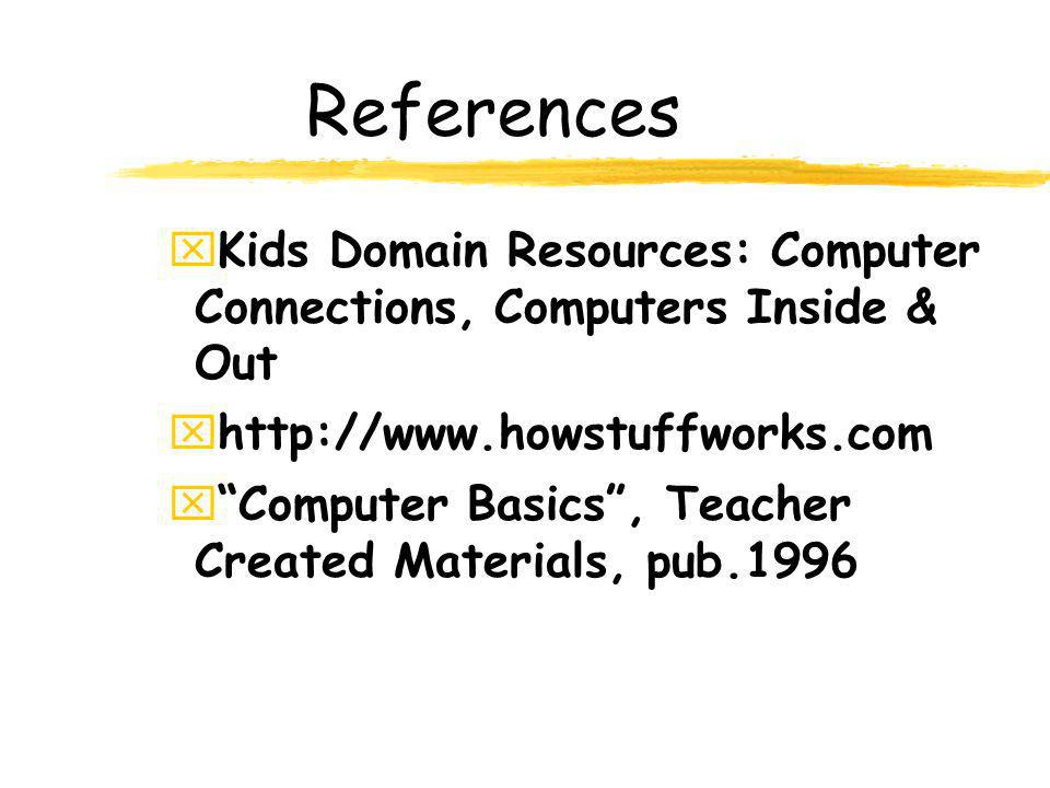 Computer Basics for Kids: Just How Does a Computer Work