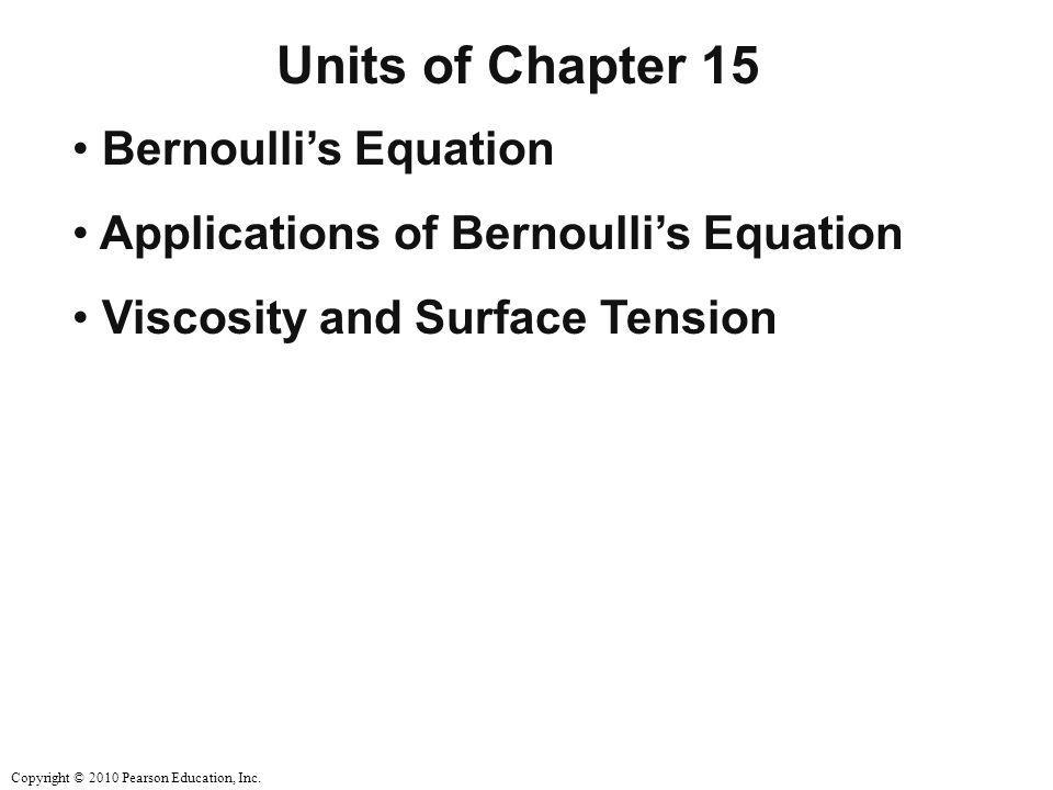 Lecture Outline Chapter 15 Physics, 4th Edition James S