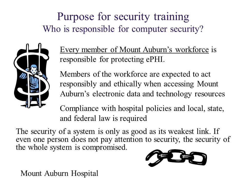 What Purpose Security