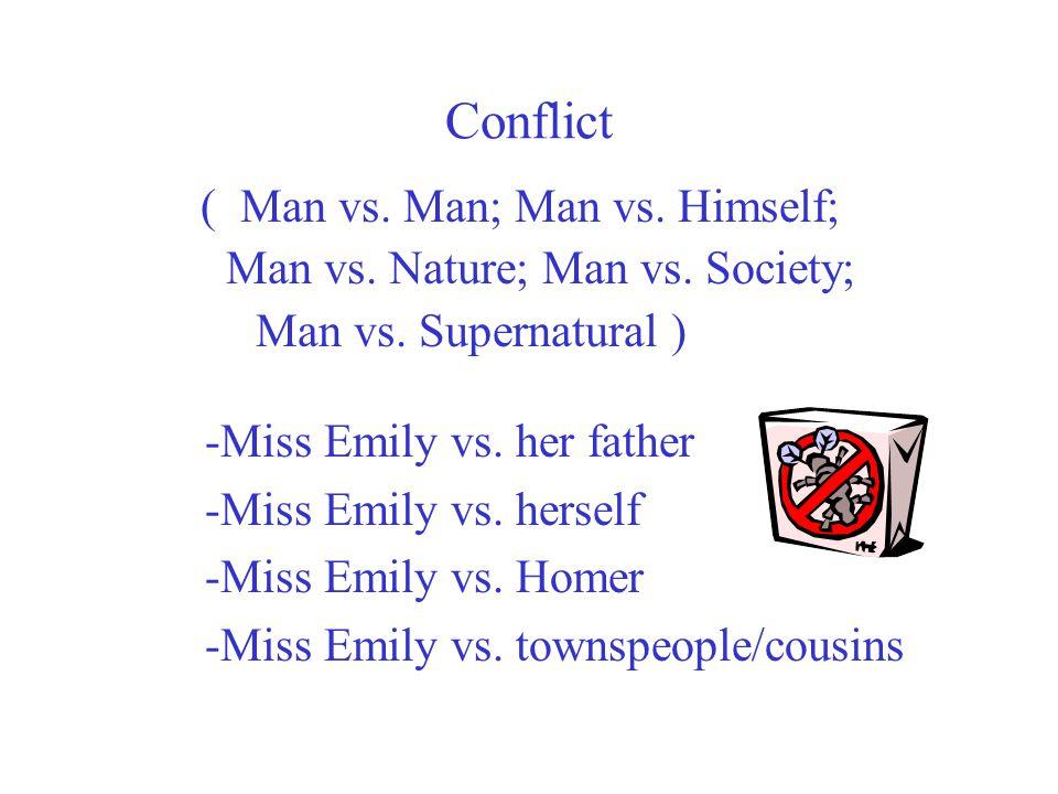 Man Vs Society Conflict