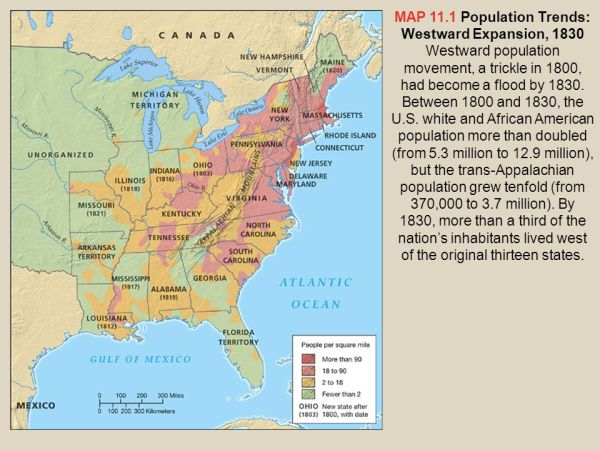 The Growth of Democracy 1824 ppt video online download