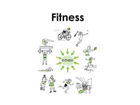 FITNESS COMPONENTS Week ppt video online download