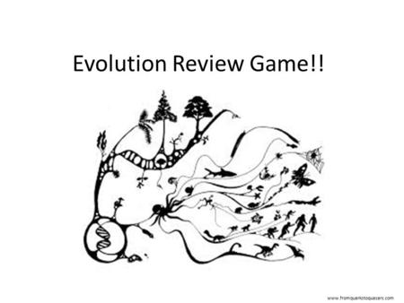 Ideas About Evolution Describe Lamarck's hypothesis of