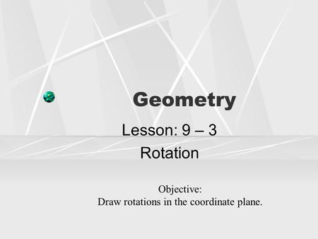transformations (dilations) ppt download