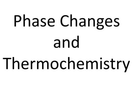 Water phase changes constant Temperature remains