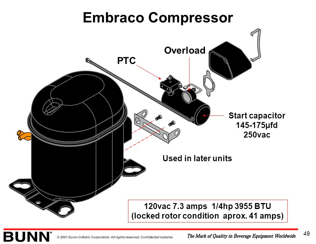 hight resolution of embraco compressor overload ptc start capacitor 145 175 c2