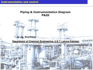 Piping & Instrumentation Diagram  ppt video online download