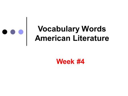 Level G Unit 1 Vocabulary. ACQUISITIVE Definition: (adj
