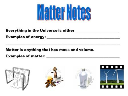 Science Ahsge Standard Ii Objective 2 States Of Matter