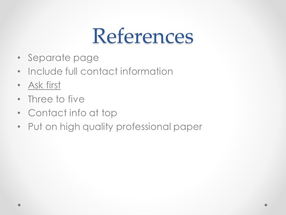 How To Write An Effective Resume Ppt Video Online Download