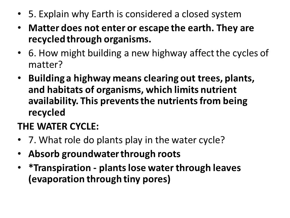 explain water cycle with diagram lighting circuit wiring downlights 3.4 workbook review *vocab *key questions (at top of wkbk) - ppt video online download