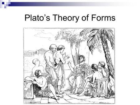 Plato and Aristotle MUST