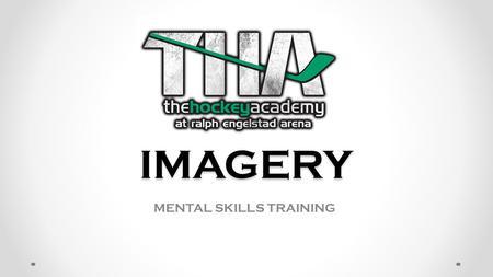 Mental Skills Training methods & Techniques Year 12 PE