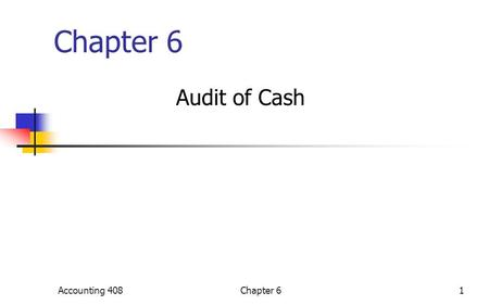 Chapter 10 Cash and Financial Investments McGraw-Hill