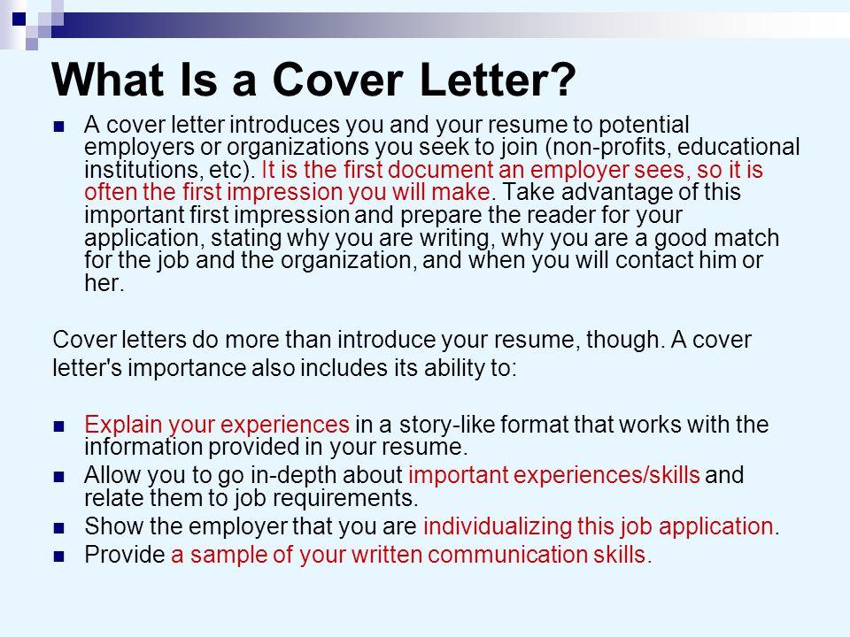 resume format communication skills