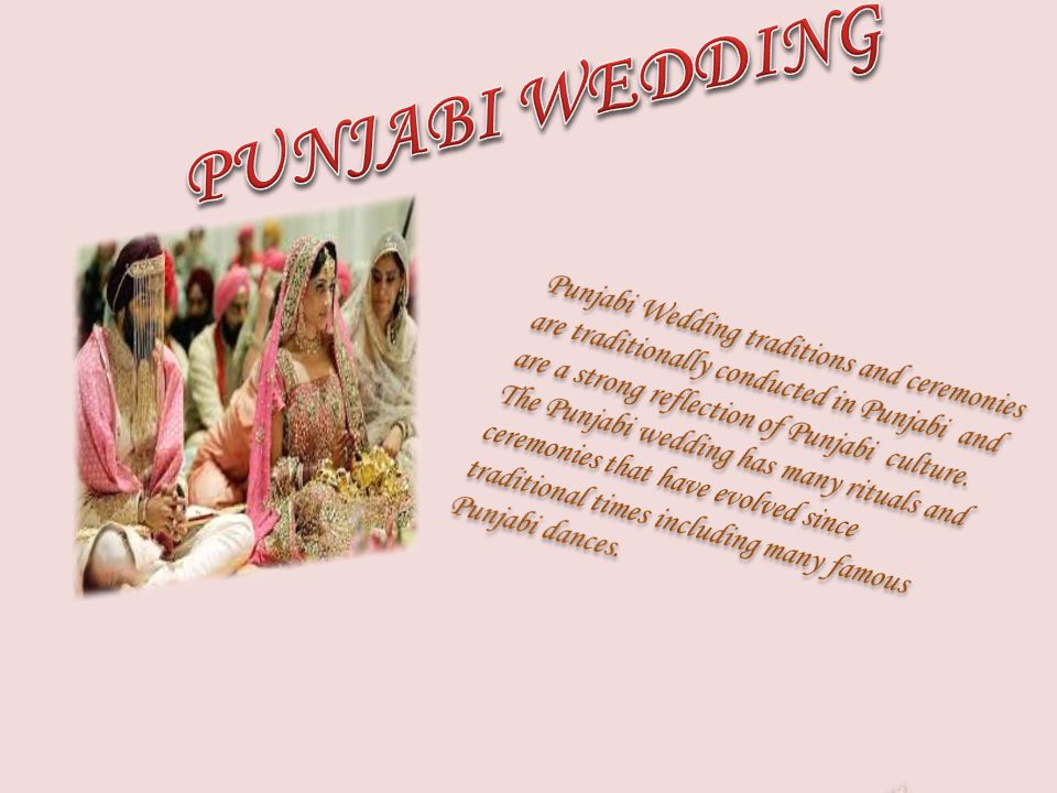 MARRIAGE IN INDIA  ppt download