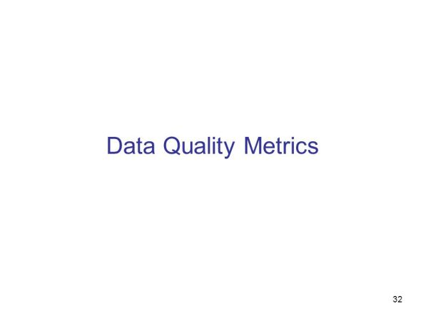 Data Quality and Data Cleaning An Overview ppt download