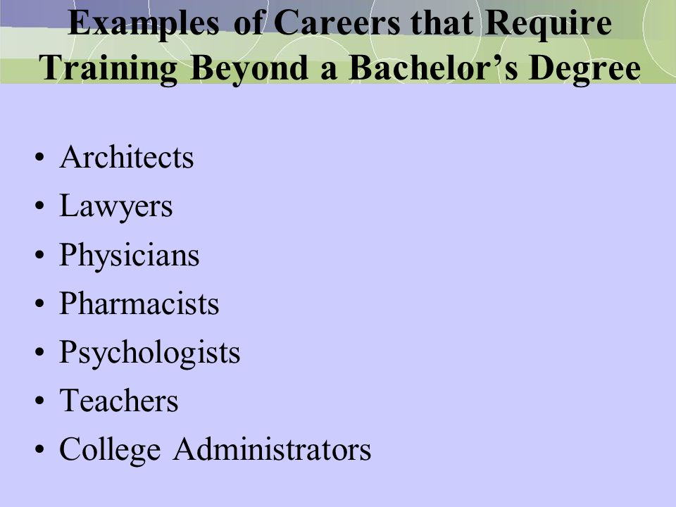 High School Counselor Degree