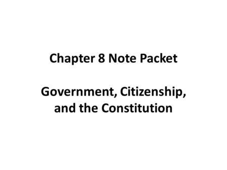 EOC Review. SS.7.C.1.1 Recognize how Enlightenment ideas
