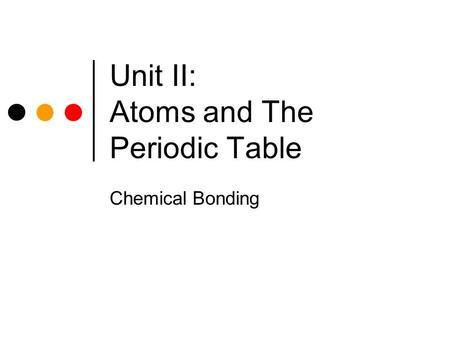 Test 7: Chemical Bonding Cartoon courtesy of NearingZero