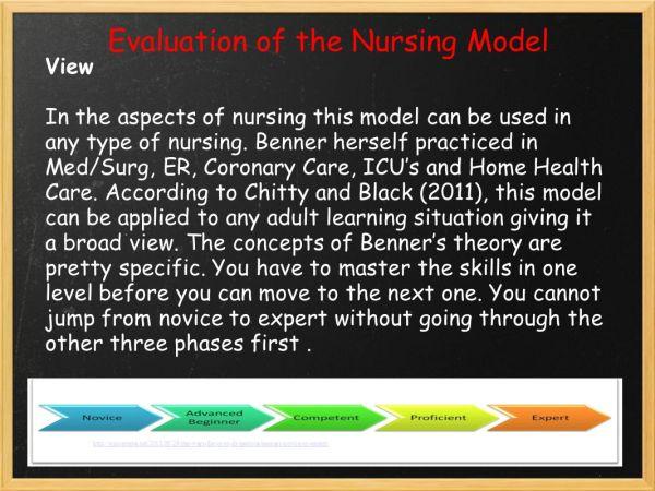 Nursing Theorist Patricia Benner - Ppt Video Online
