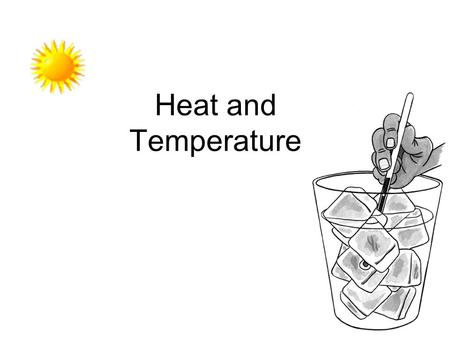 Physical Science Heat and Matter. Matter Anything that