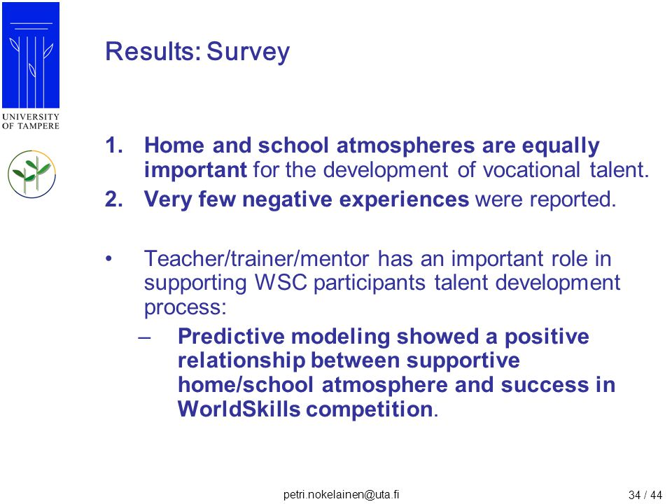 Research Centre for Vocational Education  ppt download