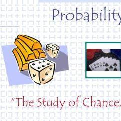 Probability Determining Probabilities Using Tree Diagrams 2002 Pt Cruiser Headlight Wiring Diagram Experimental And Theoretical Probability. - Ppt Download