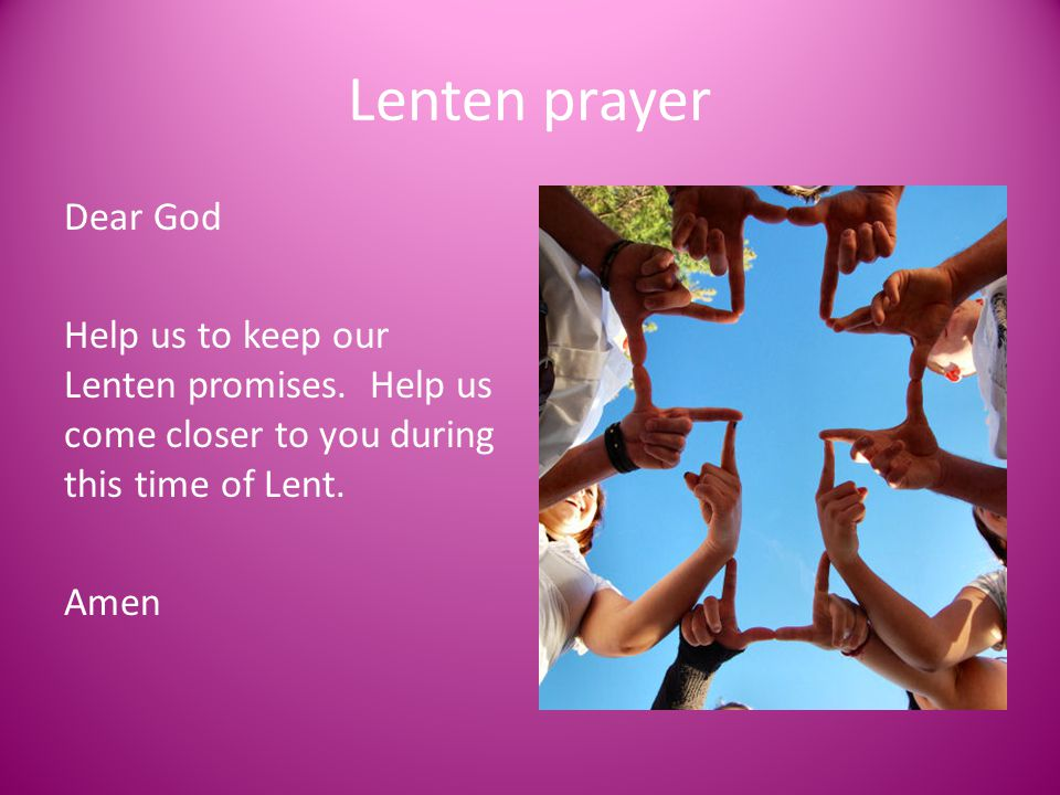 Image result for LENTEN PRAYER CHRISTIAN