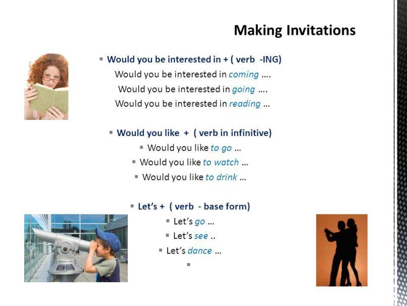 Verb of invitation invitationjdi verb of invitation invitationjdi co stopboris Images