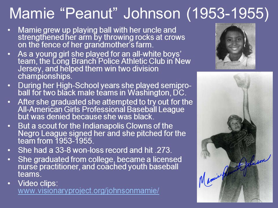 Image result for mamie peanut johnson quotes
