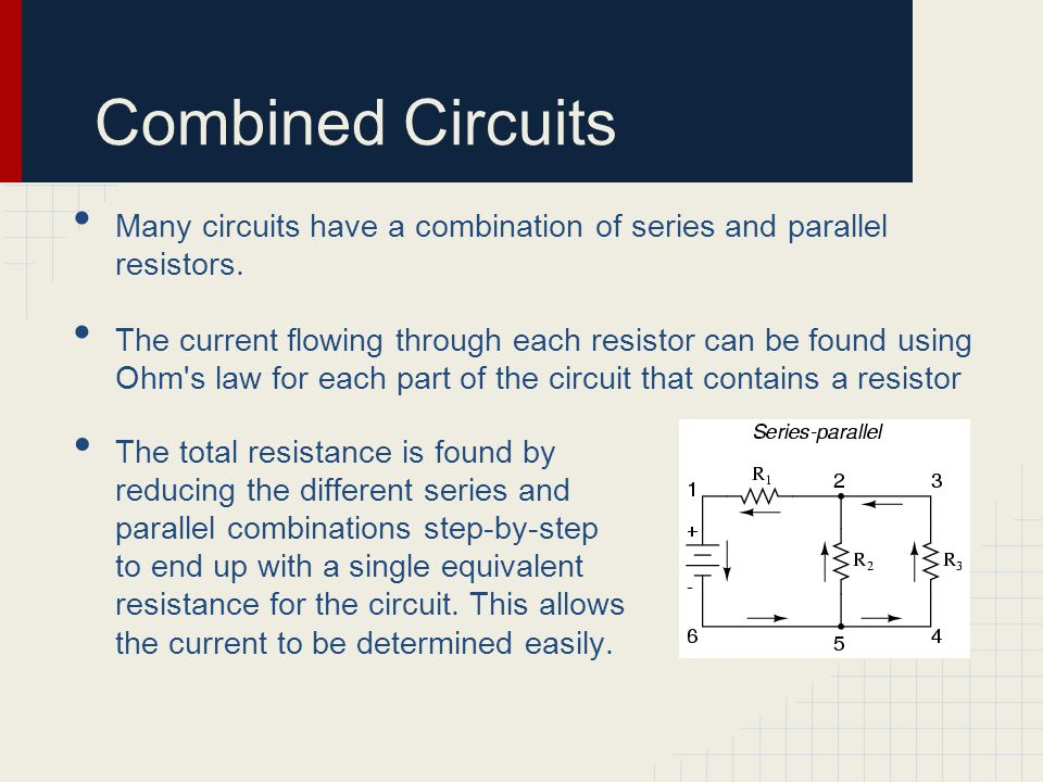 wiring diagram of three way light switch 2000 cadillac deville series vs. parallel circuits - ppt video online download