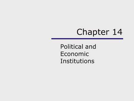 POSC 1000(003) Introduction to Politics Unit One