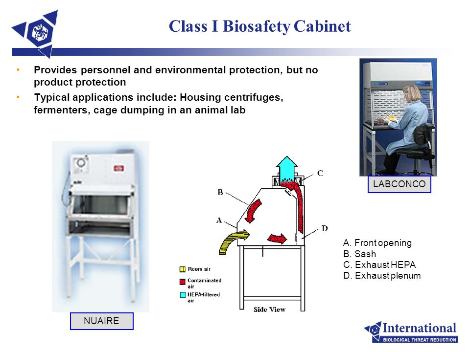 Airflow and BSC Biosafety and Biosecurity Awareness