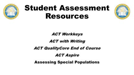 Act Business Writing Test Resources