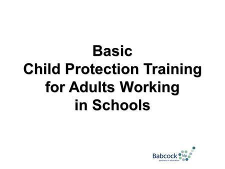UPDATE SAFEGUARDING 1. SAFEGUARDING The Skills Funding