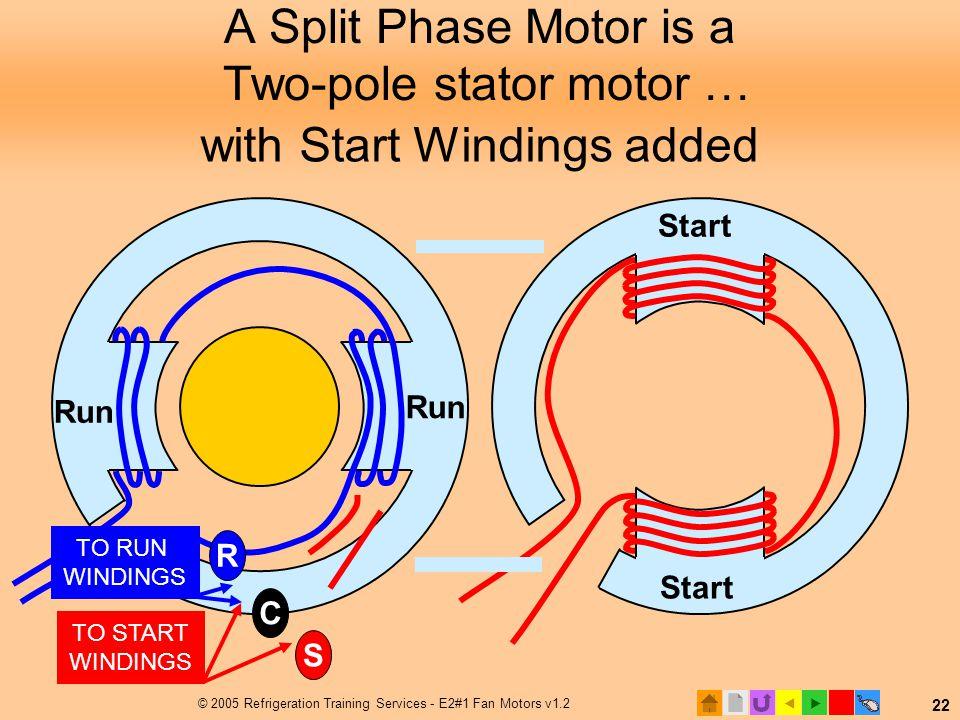 single pole wiring diagram 94 dodge dakota stereo e2 motors and motor starting (modified) - ppt video online download