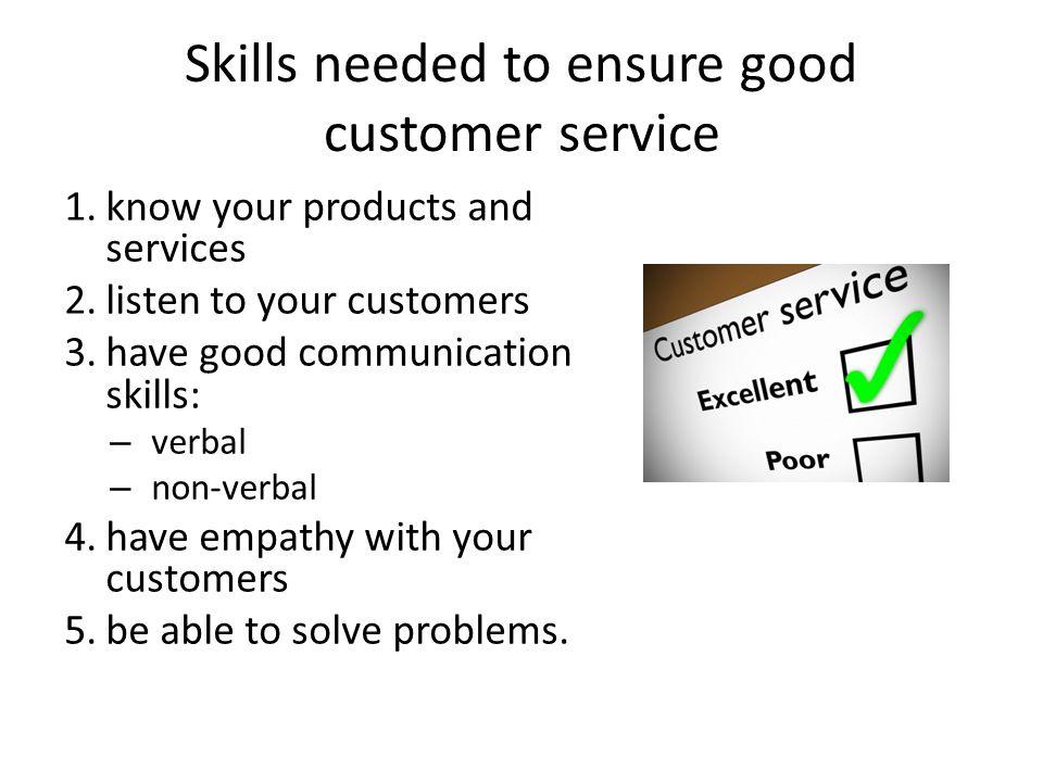 Customer service skills powerpoint presentation  Travel